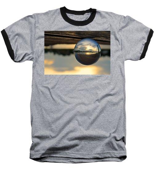 Planetary Baseball T-Shirt