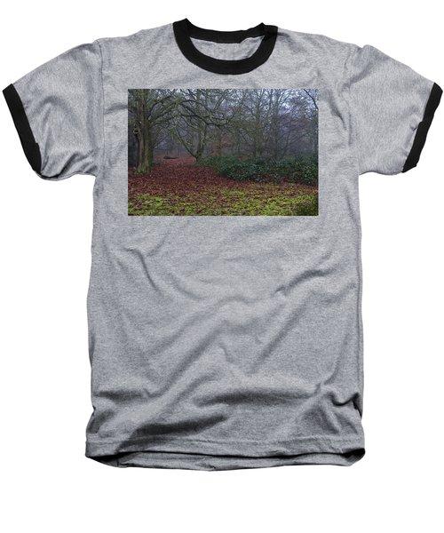 Baseball T-Shirt featuring the photograph Plantation Leaves by Maj Seda