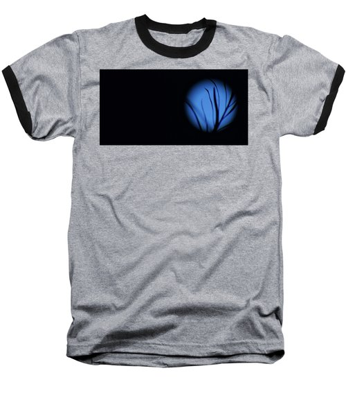 Baseball T-Shirt featuring the photograph Plant's Eye by Angela J Wright