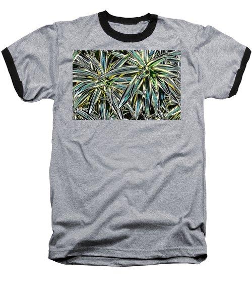 Baseball T-Shirt featuring the photograph Plants  by Oksana Semenchenko