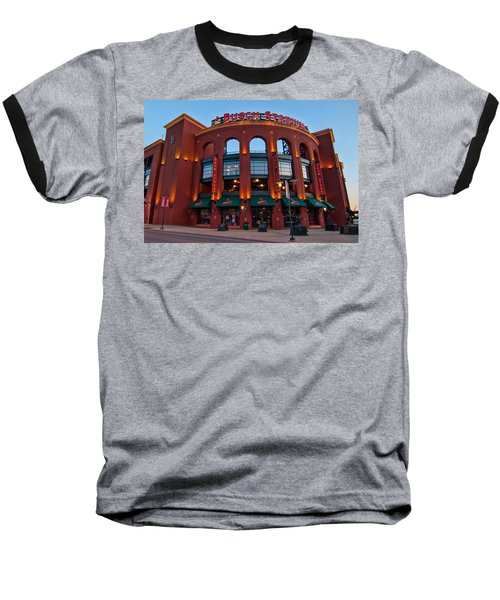Play Ball Baseball T-Shirt by Steve Stuller