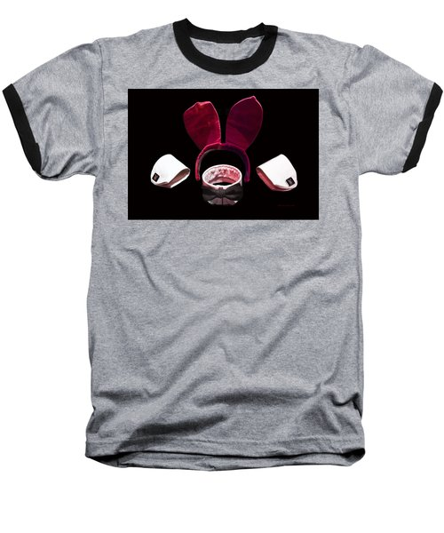 Playboy Bunny Costume Accessories Baseball T-Shirt