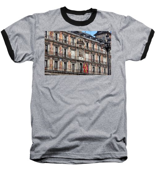 Plaza Mayor Baseball T-Shirt