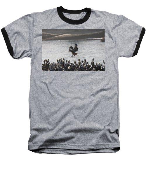 Plenty Of Room Baseball T-Shirt