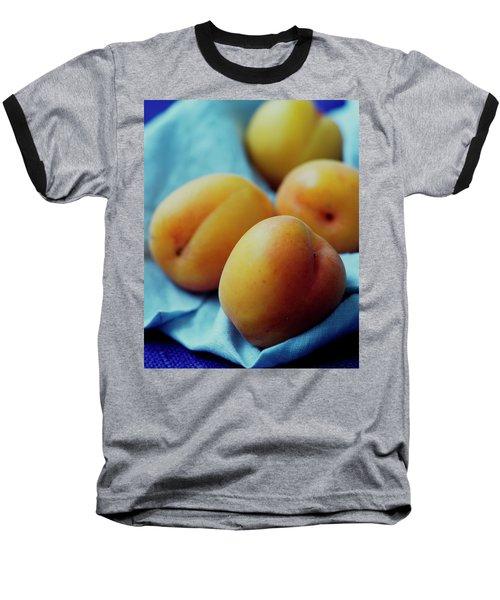 Plumcots Baseball T-Shirt