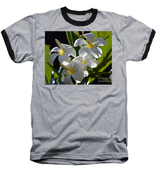 Baseball T-Shirt featuring the photograph Plumeria's IIi by Robert Meanor