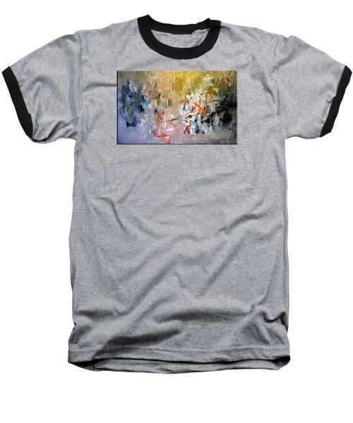 Poetry Baseball T-Shirt
