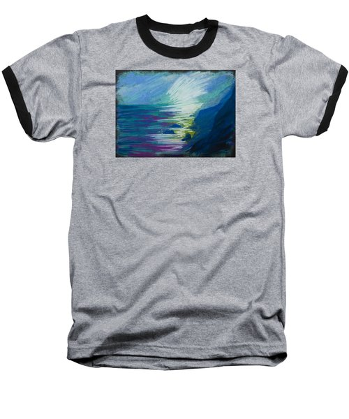 Point Dume Baseball T-Shirt