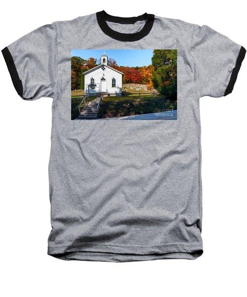 Point Mountain Community Church - Wv Baseball T-Shirt