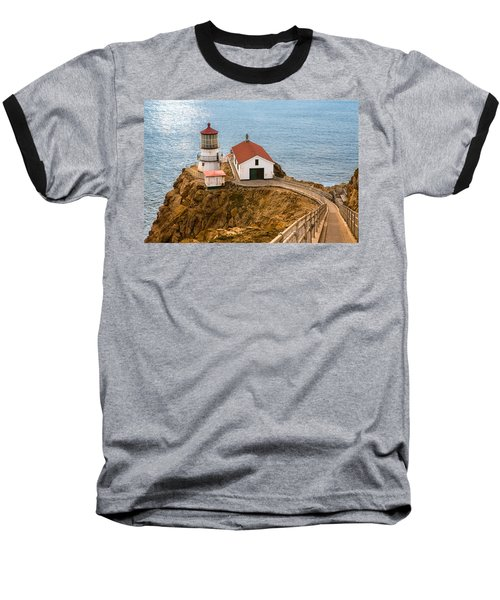 Point Reyes Baseball T-Shirt