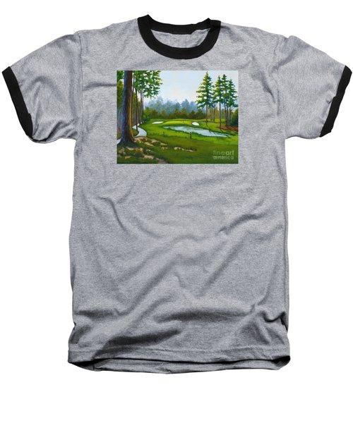 Point South #5 Baseball T-Shirt