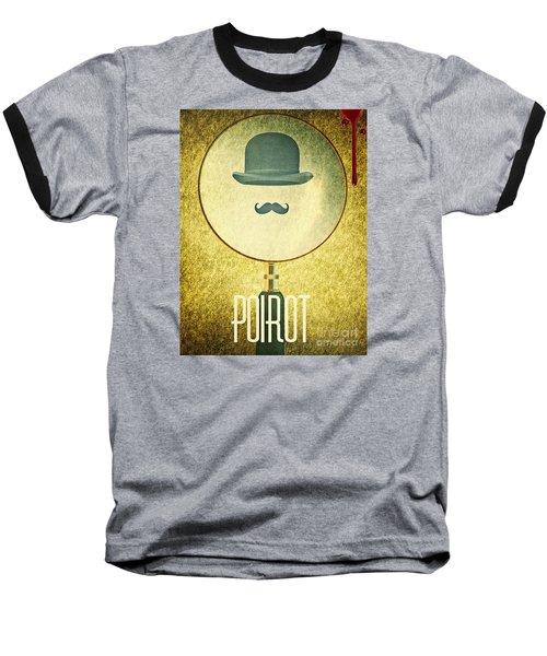 Poirot Baseball T-Shirt