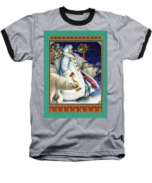 Polar Magic Baseball T-Shirt