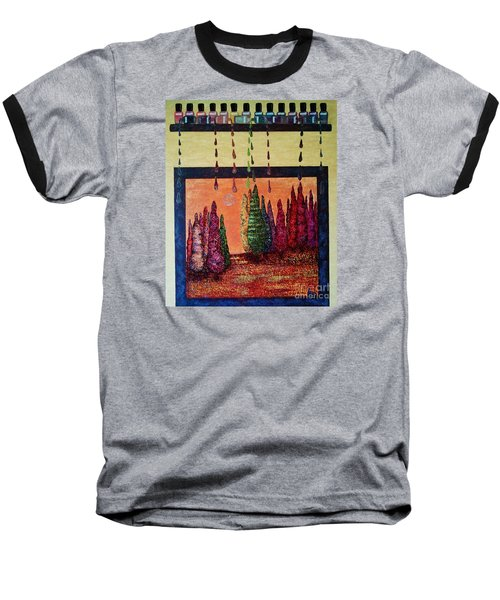 Polished Forest Baseball T-Shirt
