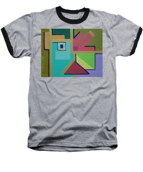 Pollo Parts Baseball T-Shirt