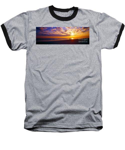 Ponce Inlet Fl Sunrise  Baseball T-Shirt