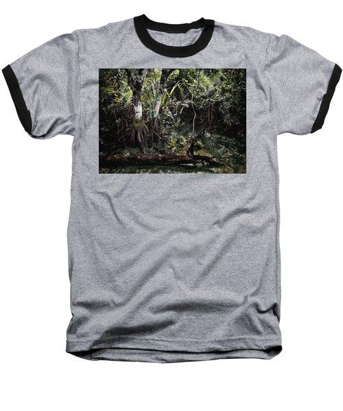 Pond Apple-1 Baseball T-Shirt