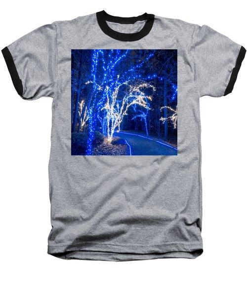 Pond Path Baseball T-Shirt