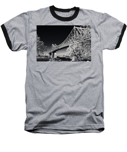 Pont Jacques Cartier Baseball T-Shirt