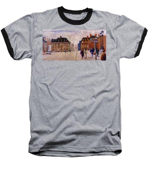 Pont Neuf Baseball T-Shirt