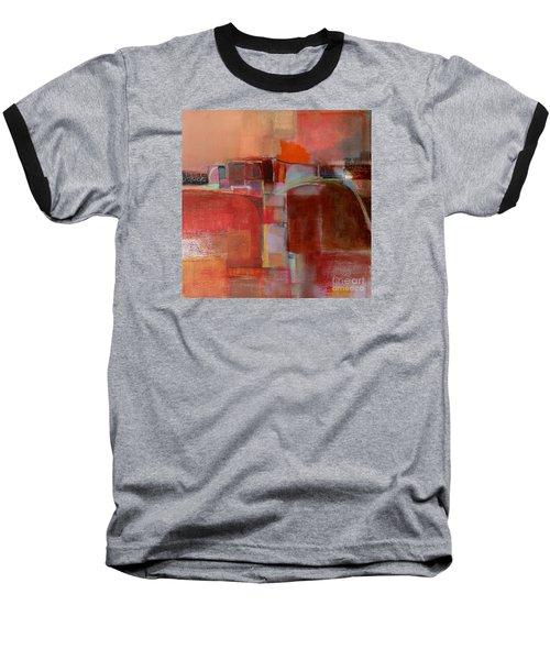 Pont Des Arts Baseball T-Shirt by Michelle Abrams