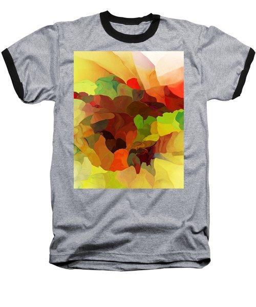 Baseball T-Shirt featuring the digital art Popago by David Lane