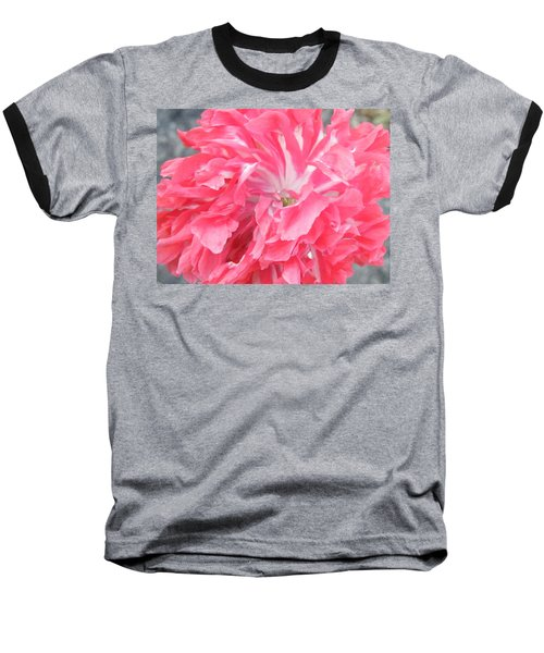 Popping Pink Baseball T-Shirt
