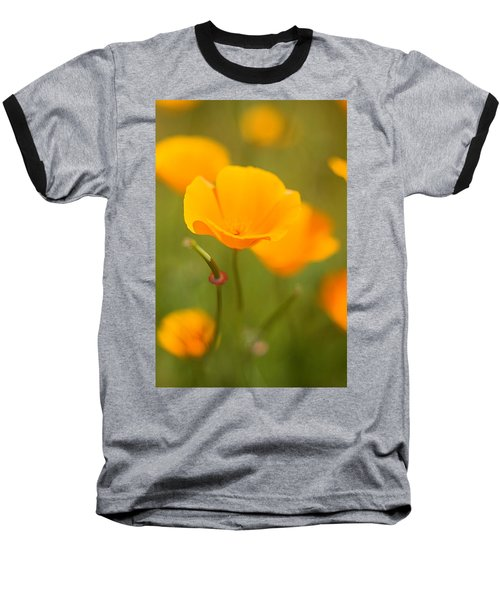 Poppy II Baseball T-Shirt