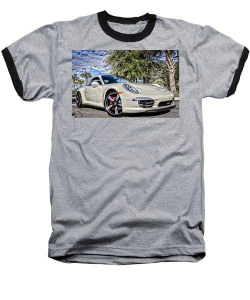 Porsche 50th Anniversary Limited Edition Baseball T-Shirt