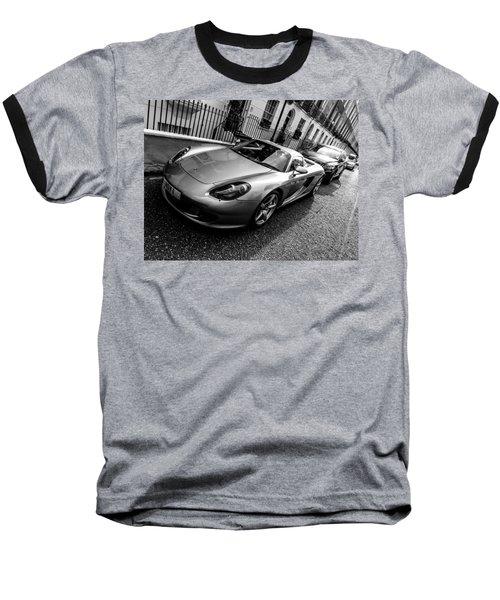 Porsche Carrera Gt Baseball T-Shirt