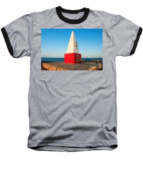 Port Denison Obelisk Baseball T-Shirt