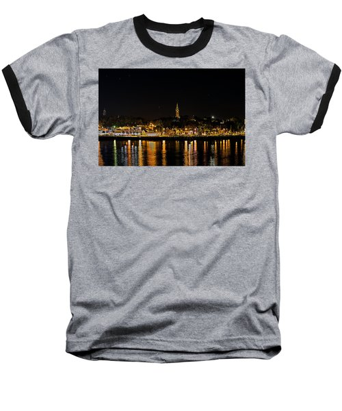 Port Lights Baseball T-Shirt