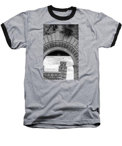 Porta Di Pisa Baseball T-Shirt