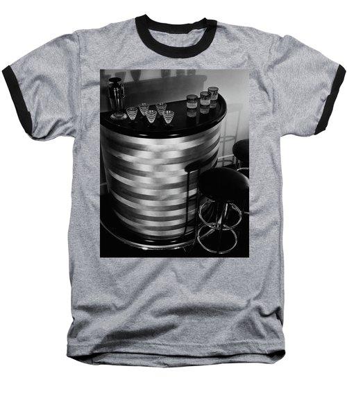 Portable Bar Baseball T-Shirt