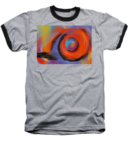 Portal Of Optimistic Torment Baseball T-Shirt