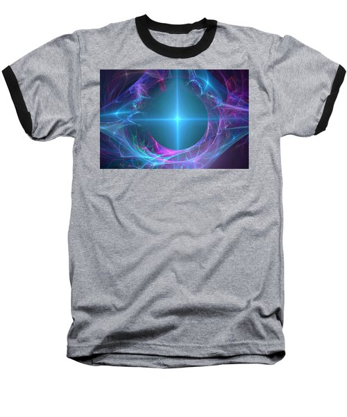 Portal To The Unknown Baseball T-Shirt