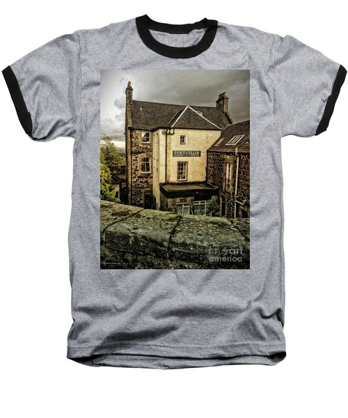 The Portcullis Baseball T-Shirt