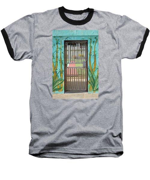 Porton Cerrado Baseball T-Shirt