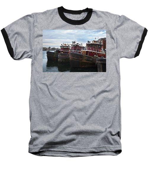 Portsmouth Tugs Baseball T-Shirt