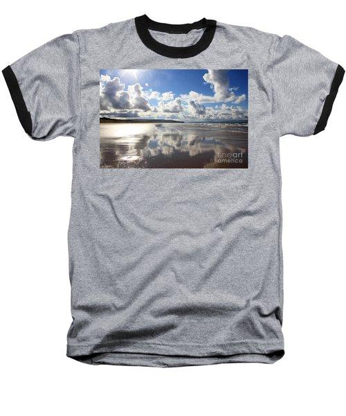Portstewart Strand 4 Baseball T-Shirt