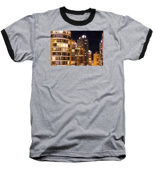 Baseball T-Shirt featuring the photograph Posh Neighbors Dccxl by Amyn Nasser
