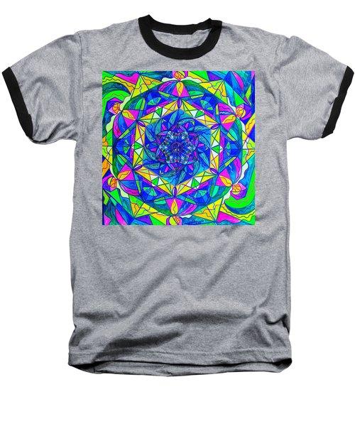 Positive Focus Baseball T-Shirt