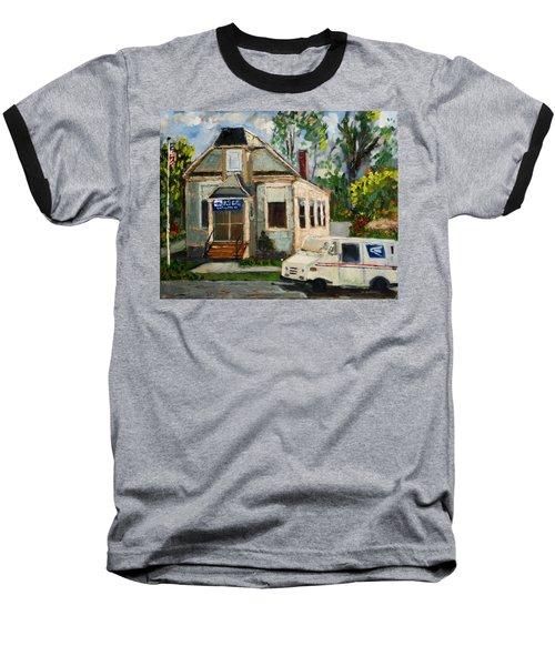 Post Office At Lafeyette Nj Baseball T-Shirt