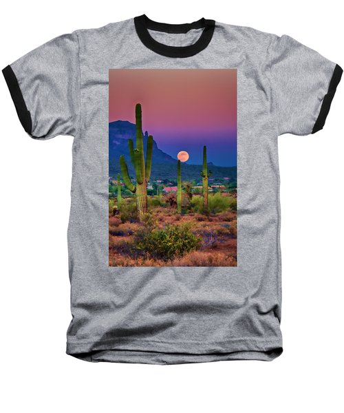 Postcard Perfect Arizona Baseball T-Shirt