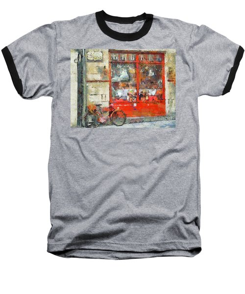 Postcard Perfect Baseball T-Shirt