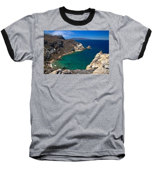 Potato Harbor Views Baseball T-Shirt