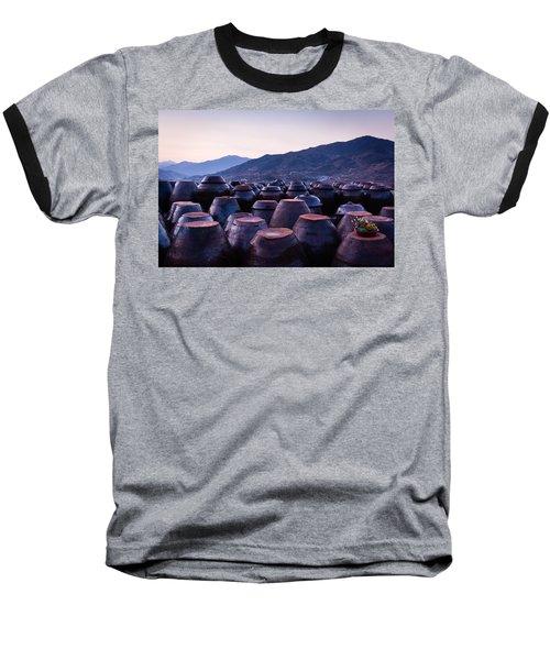 Pots Of Plum Baseball T-Shirt
