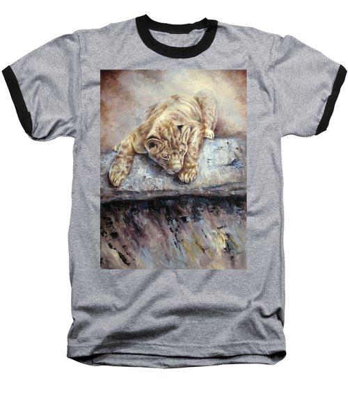 Pounce Baseball T-Shirt
