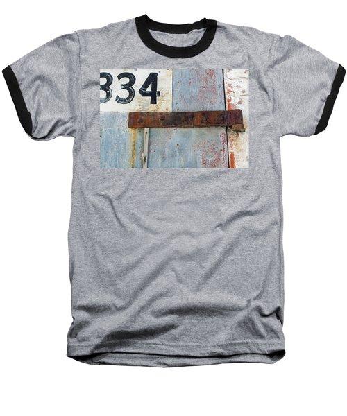 Powder Magazine Baseball T-Shirt