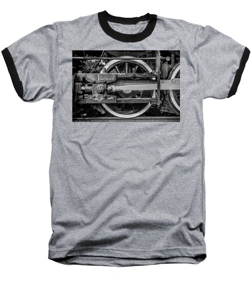Baseball T-Shirt featuring the photograph Power Stroke by Ken Smith